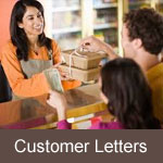 Customer Letters