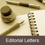 Editorial Letters